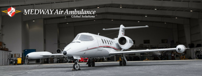 Long Distance Air Ambulance
